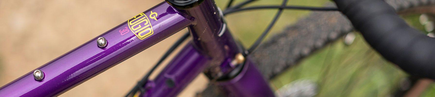 Adventure Sample Bikes