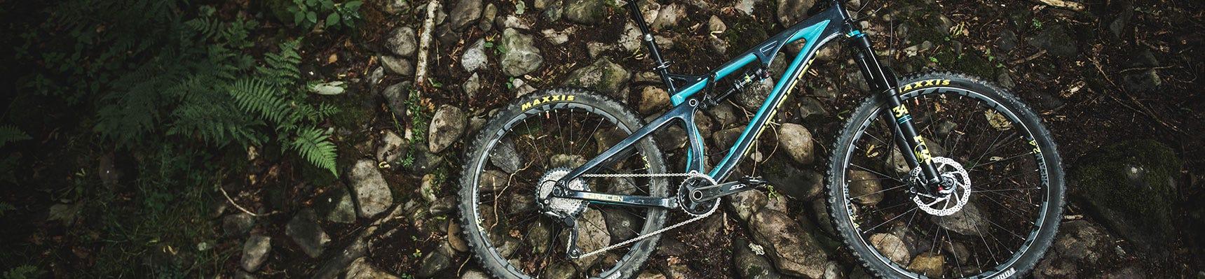 Bikes - Blue - Genesis