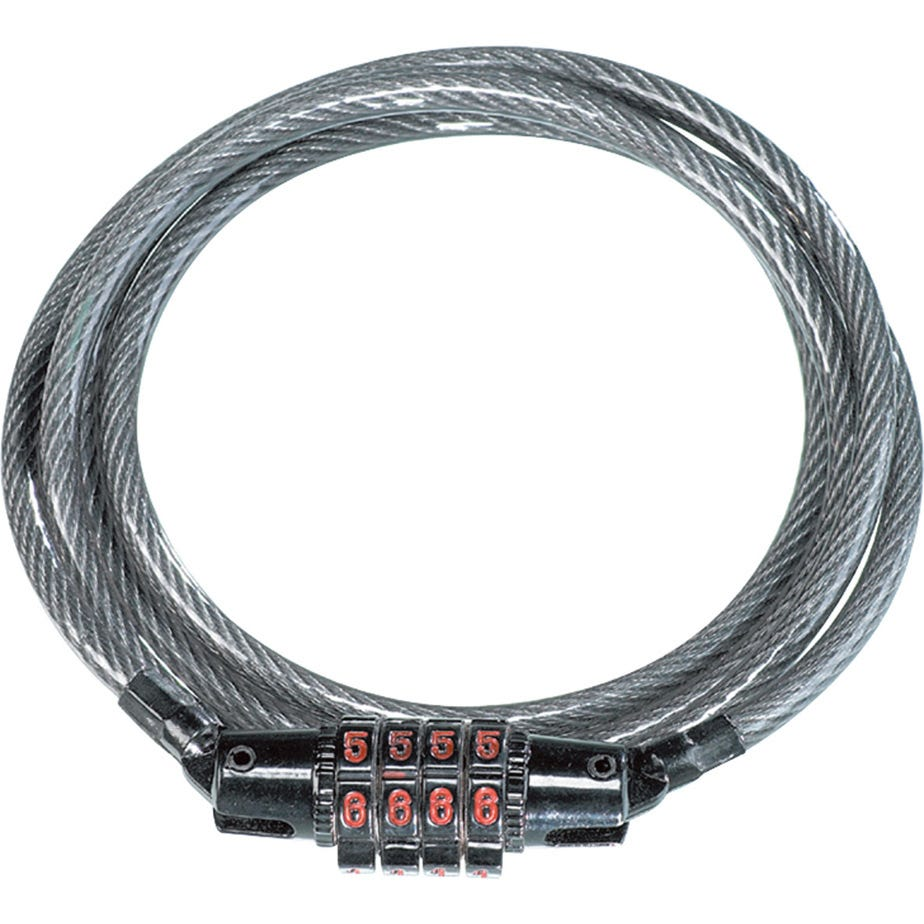 Kryptonite Keeper 512 Combo Cable (5 mm X 120 cm)