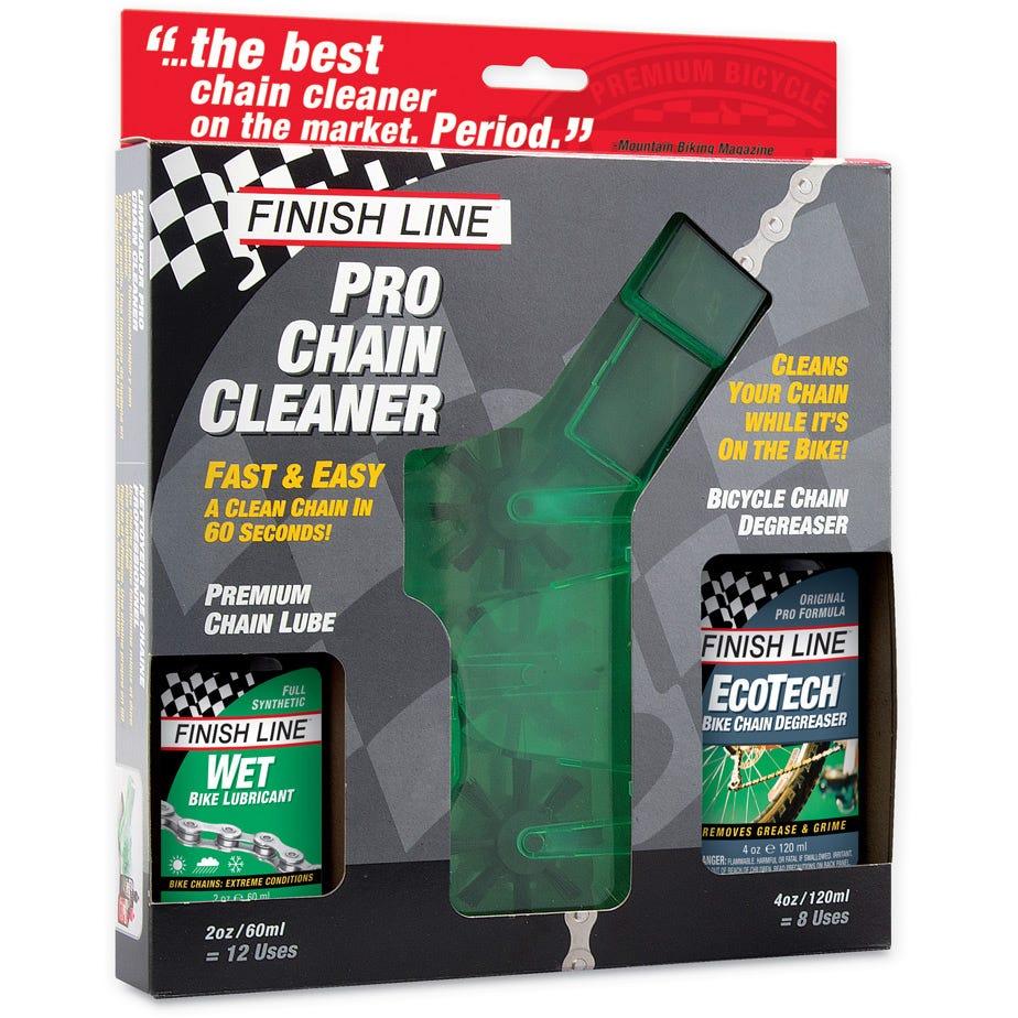 Finish Line Chain cleaner kit