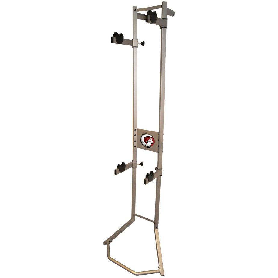 Gear Up Platinum Steel 2-bike Gravity Stand