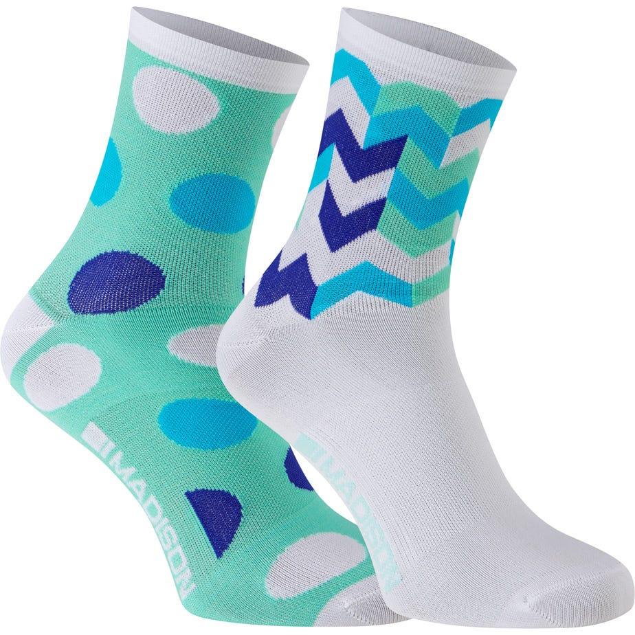 Madison Sportive women's mid sock twin pack