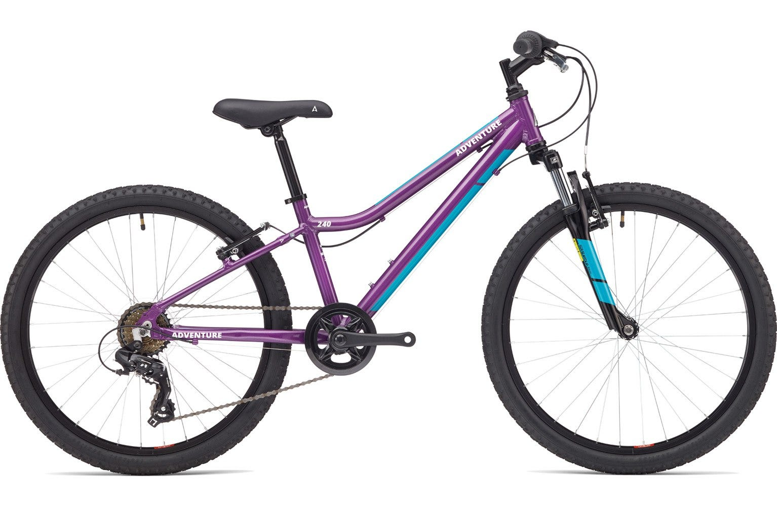 Adventure 240 Purple 24 inch