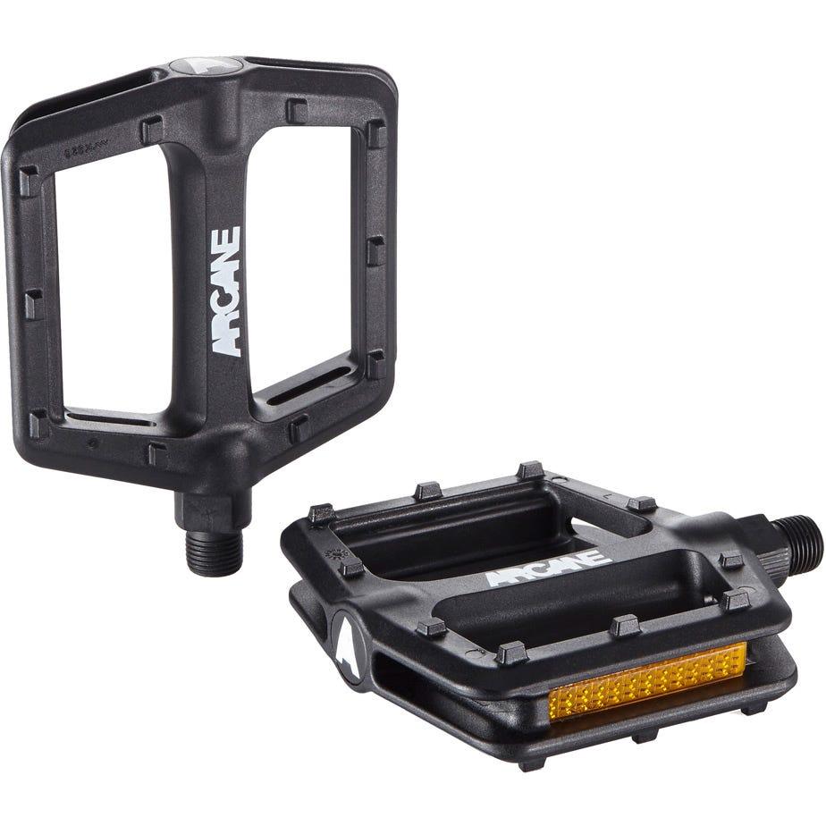 Arcane Cadence nylon pedal with boron axle 111  x 105 x 25.5 mm