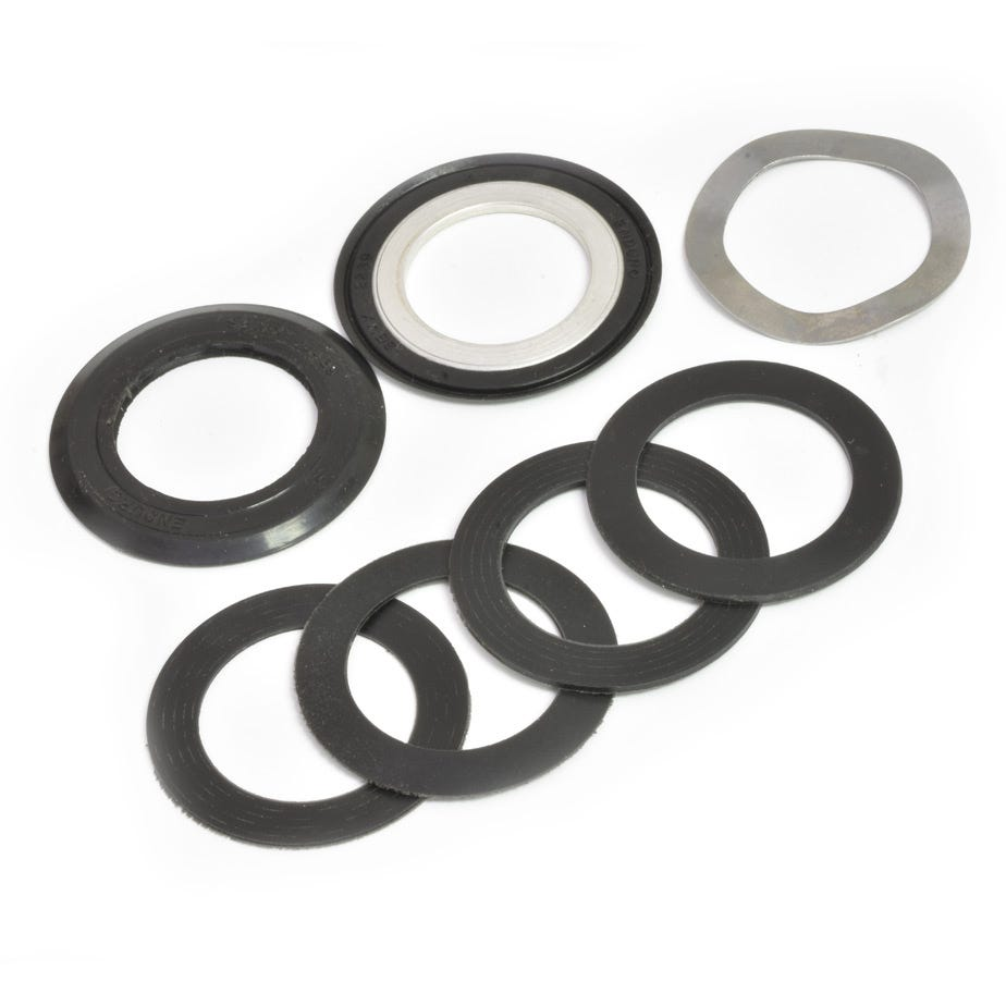 Wheels Manufacturing 22/24mm GXP BB Spacer Pack