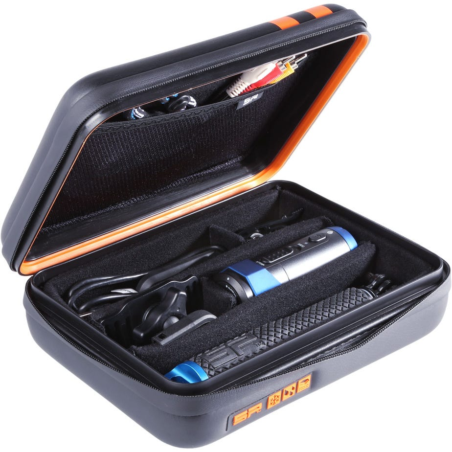 SP Gadgets POV Aqua Universal Edition Storage Case for Action Cameras - black