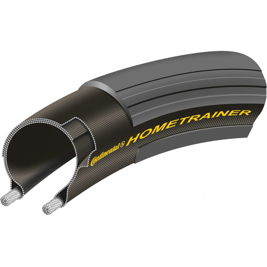 Continental Hometrainer Folding Tyre