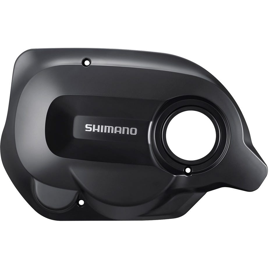 Shimano STEPS SM-DUE61 STEPS drive unit cover and screws, for city