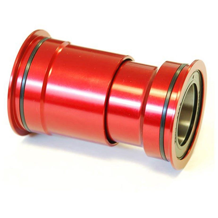 Wheels Manufacturing PressFit 30 Ceramic Bearing - Red