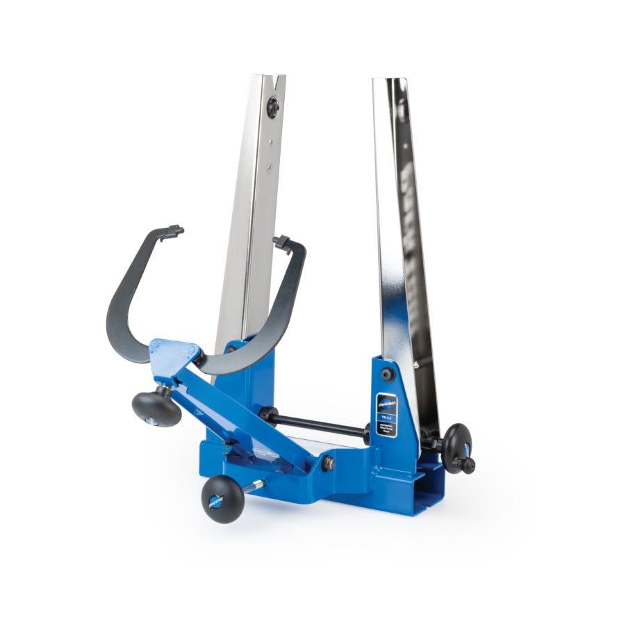 Park Tool TS-2.2 Professional Bike Wheel Truing Stand Chrome LIFETIME WARRANTY