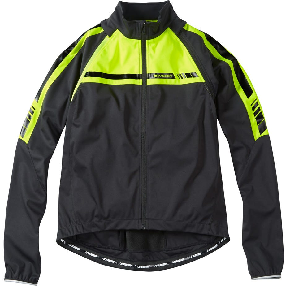 Madison Sportive men's convertible softshell jacket
