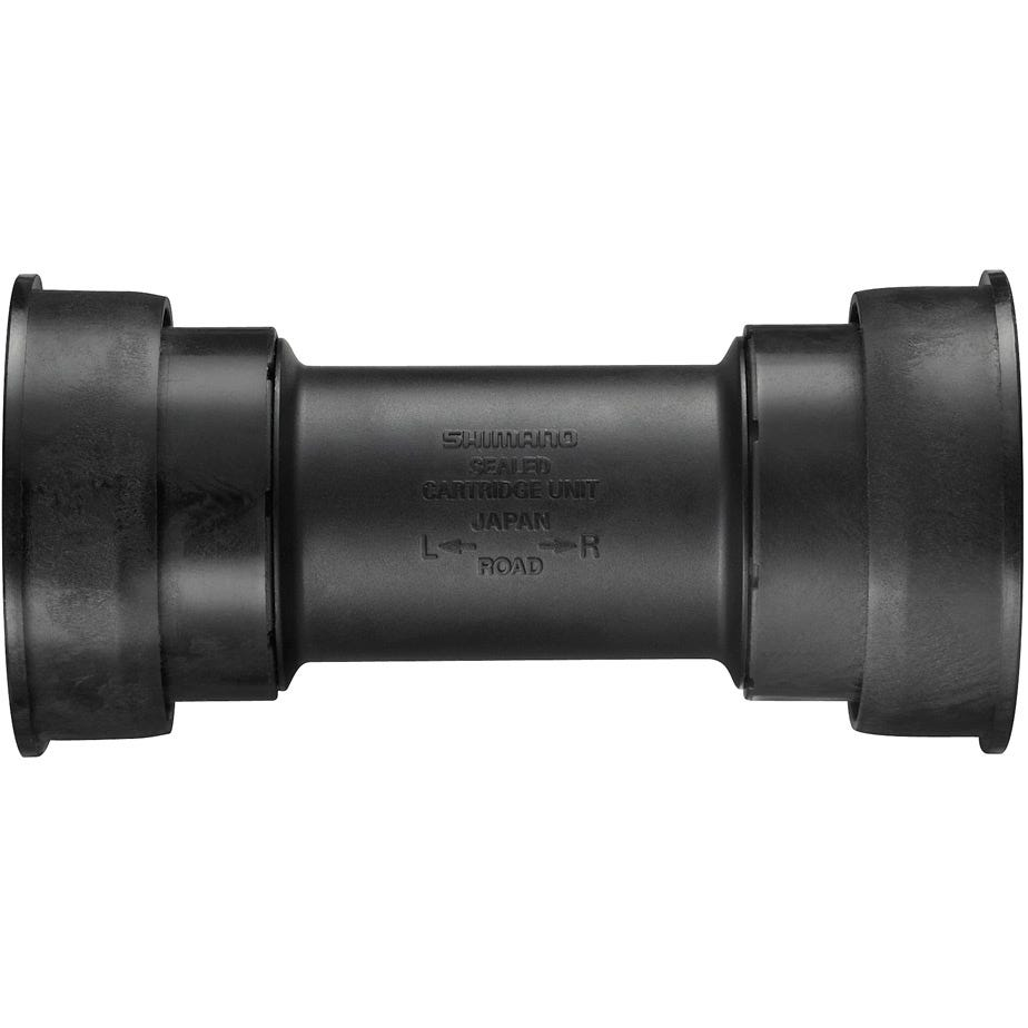 Shimano Road press fit bottom bracket with inner cover, for 86.5 mm