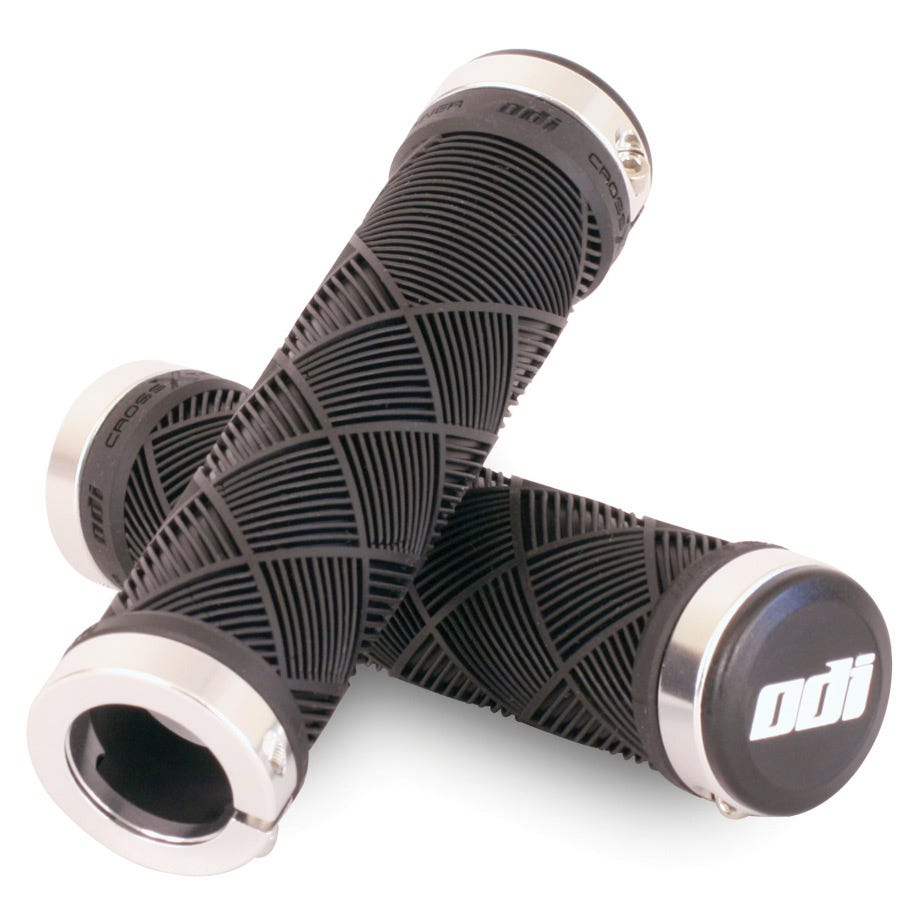 ODI Cross Trainer MTB Grips 130mm Only - Black