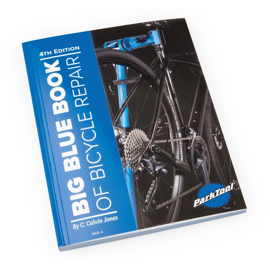 Park Tool BBB-4 - Big Blue Book Of Bicycle Repair Volume IV