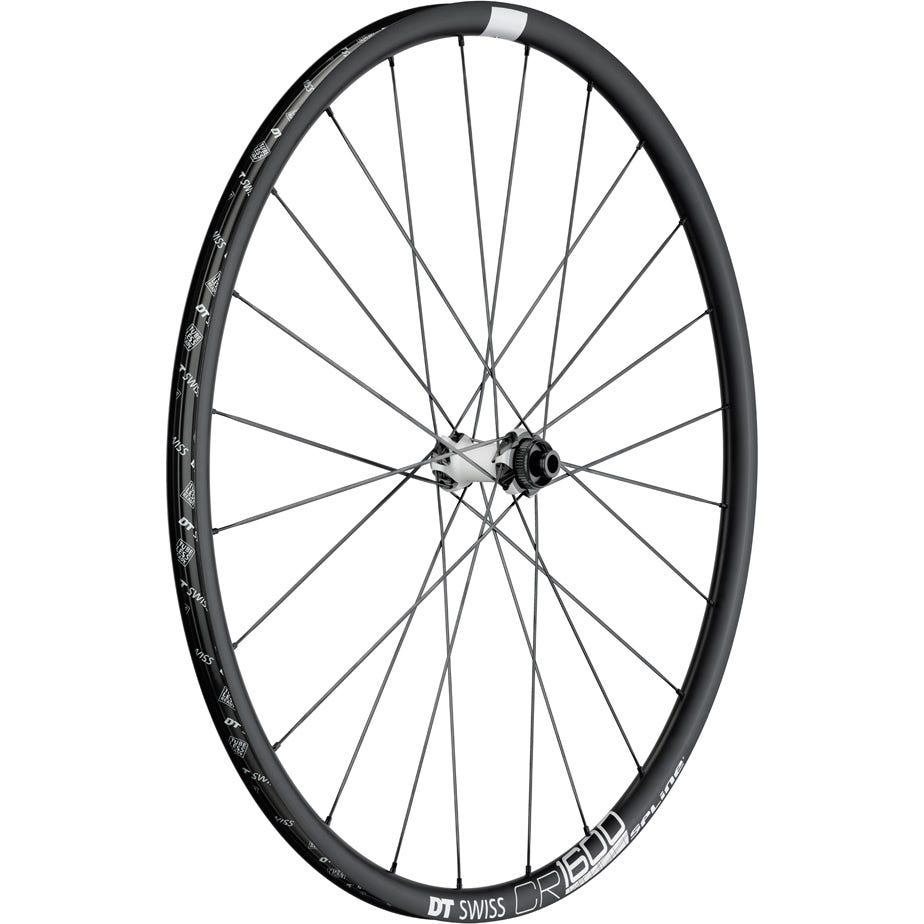 DT Swiss CR 1600 SPLINE disc brake wheel, clincher 23 x 22 mm, front