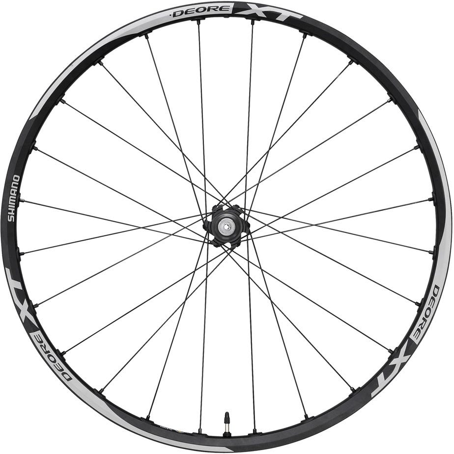 Shimano Deore XT WH-M785 XT XC wheels, clincher for Centre-Lock disc brake