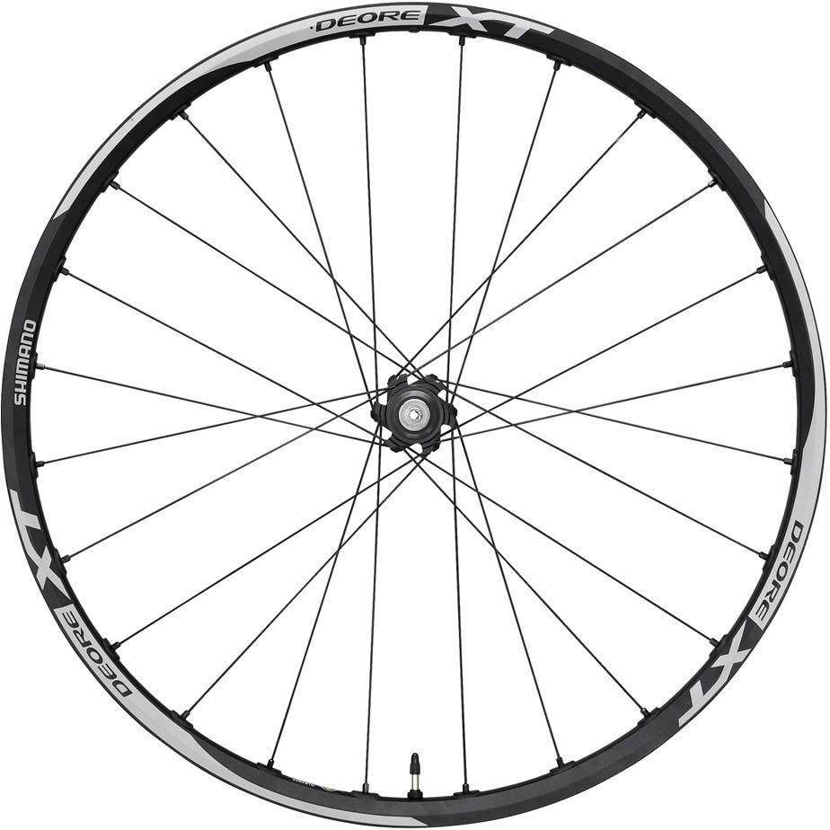 Shimano Deore XT WH-M785 XT XC wheels, clincher for Centre-Lock disc brake