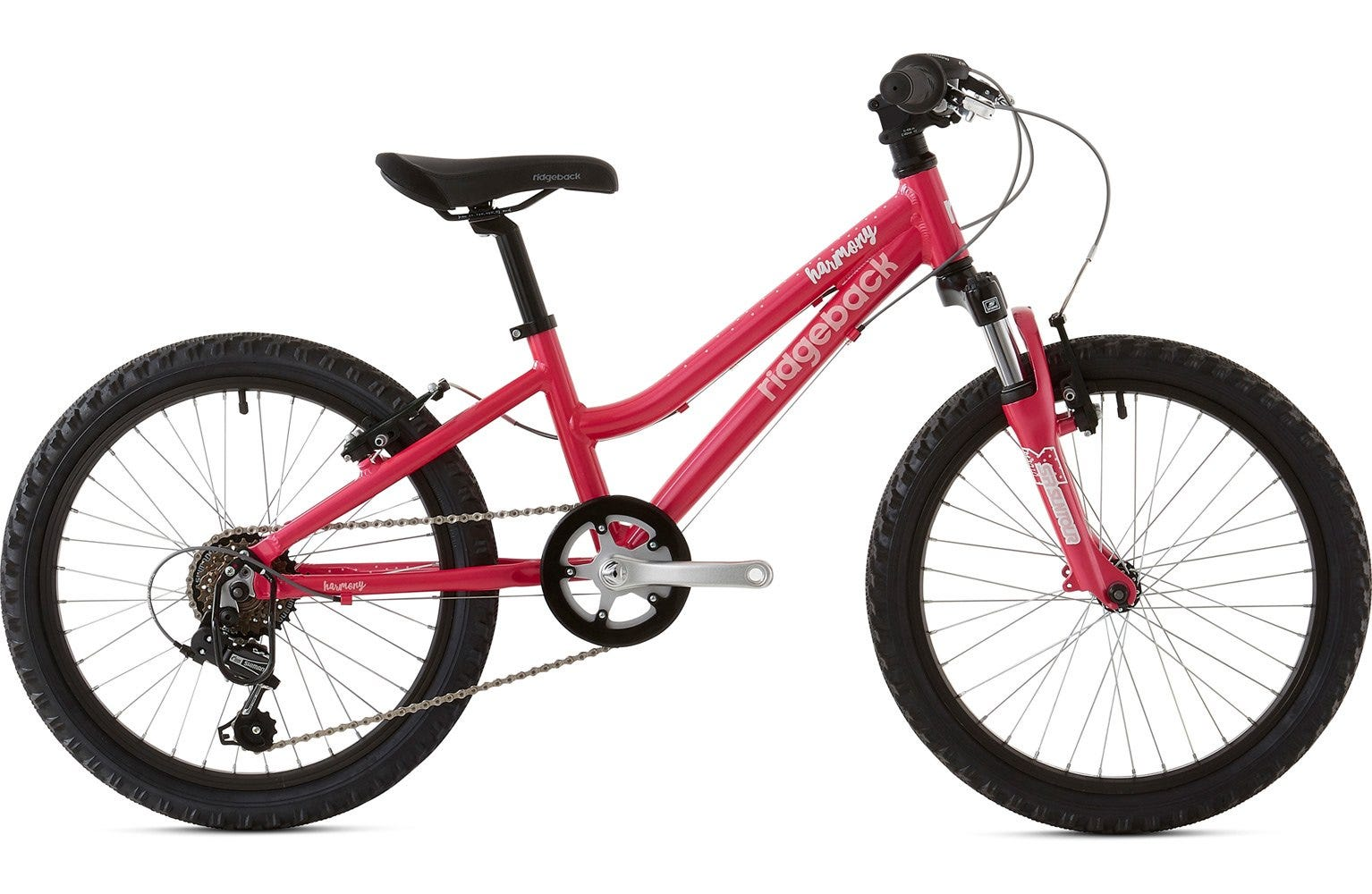 Ridgeback 2020 Harmony 20 Inch Wheel Pink Ex Display Bike