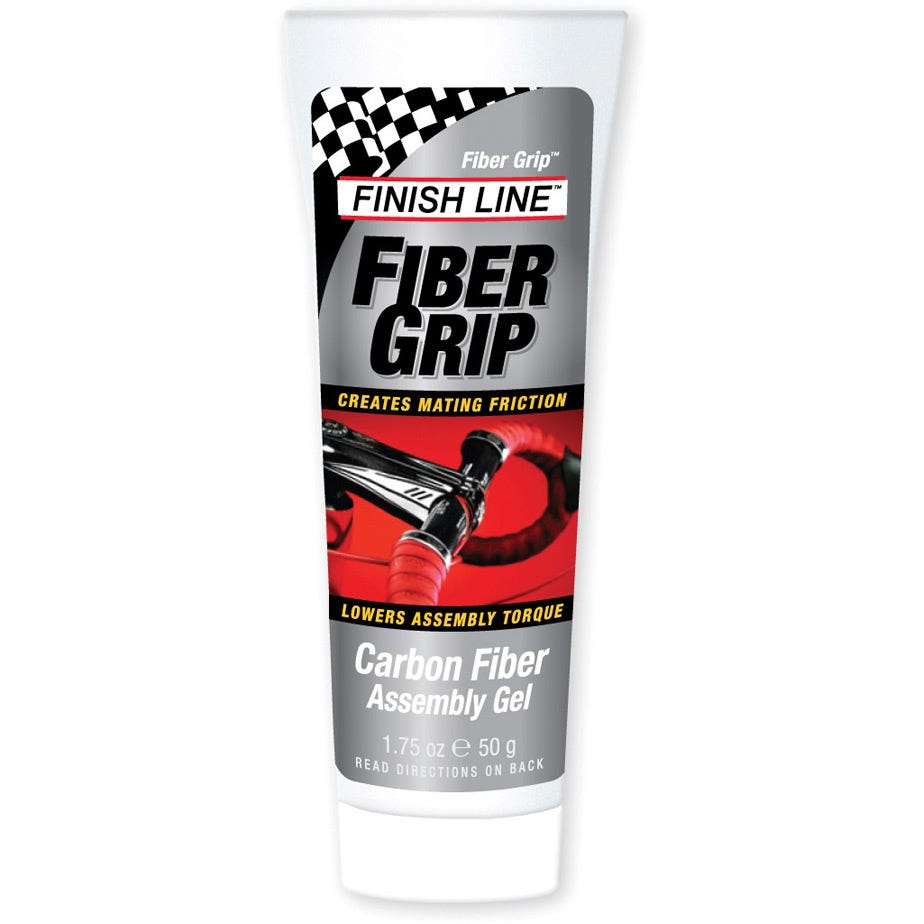 Finish Line Fiber Grip carbon fibre assembly gel 1.75 oz / 50 ml