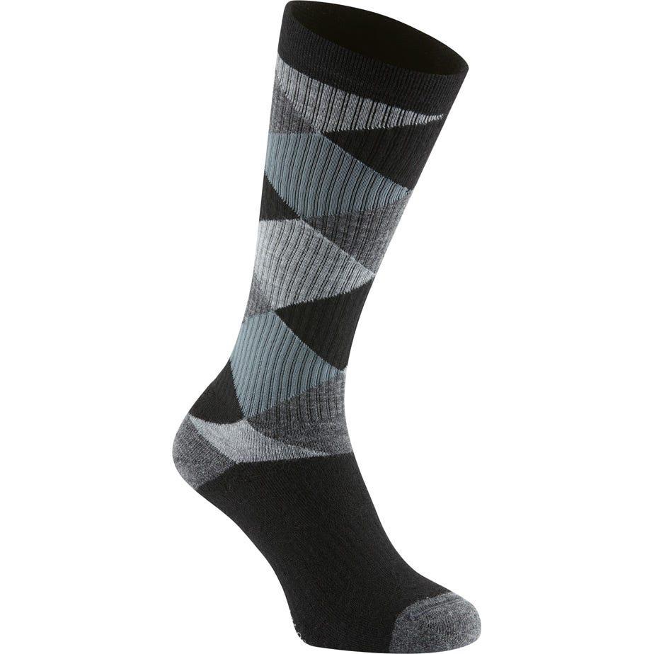 Madison Isoler Merino deep winter knee-high sock