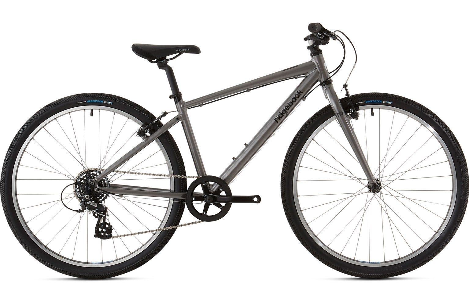 Ridgeback 2020 Dimension 26 Inch Grey Ex Display Bike