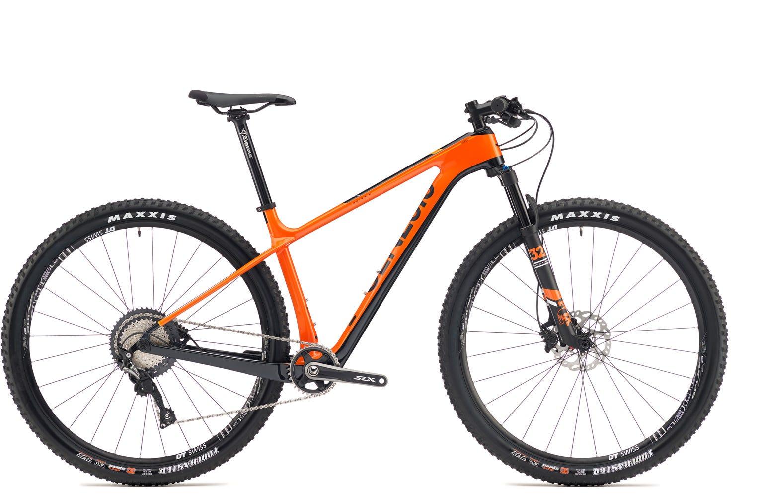 Genesis 2018 Mantle 20 XC Carbon Race lg Ex Display