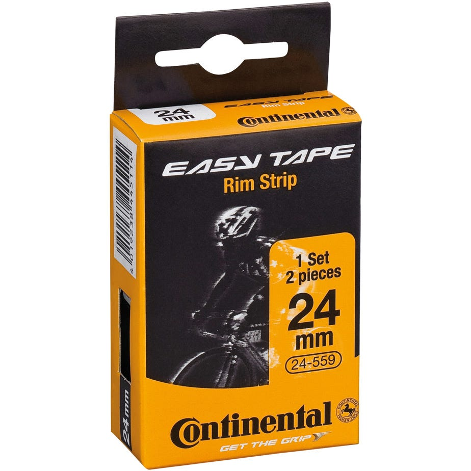 Continental Easy tape 20 x 622 - black - pair