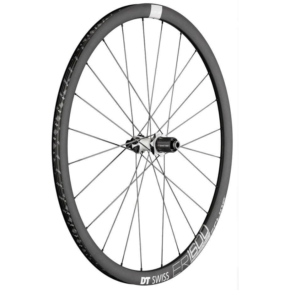 DT Swiss ER 1600 SPLINE disc brake wheel, clincher 32 x 20 mm, rear