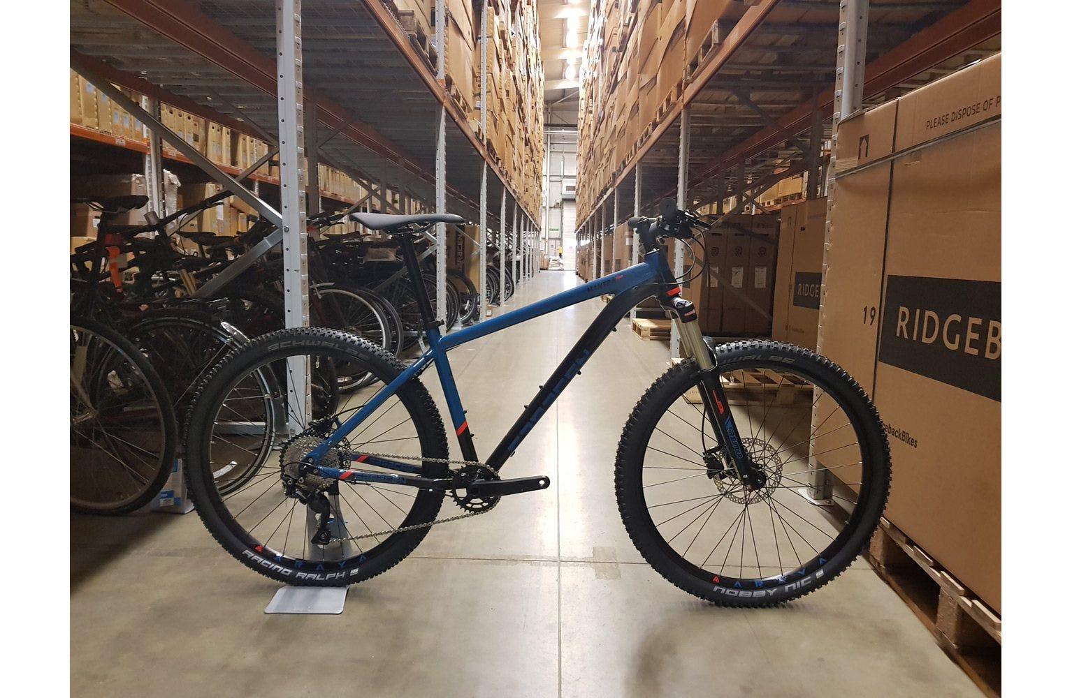 Saracen 2018  Mantra Trail 17 inch Ex Brand Sample Bike