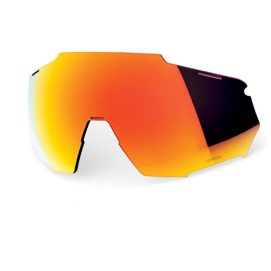 100% Racetrap lenses