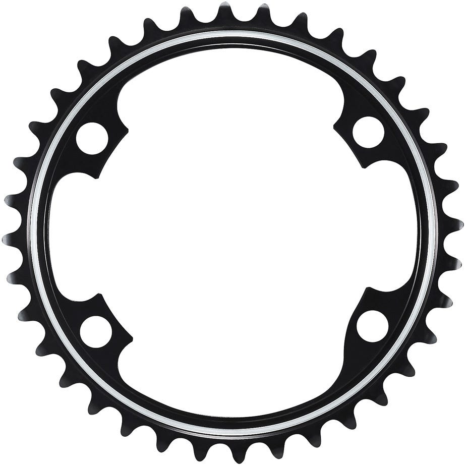 Shimano Spares FC-R9100 Chainring 36T-MT for 52-36T