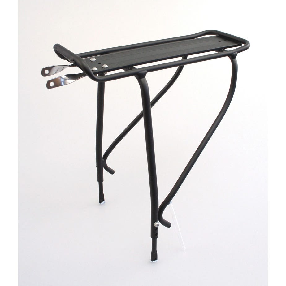 M Part Ridge rear pannier rack - disc black
