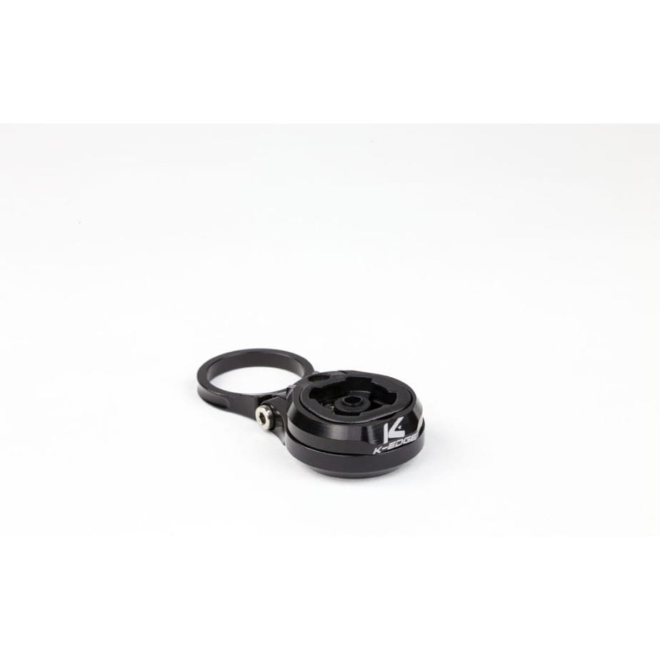 K-Edge Lezyne Adjustable steerer Mount, 28.6 mm, Black