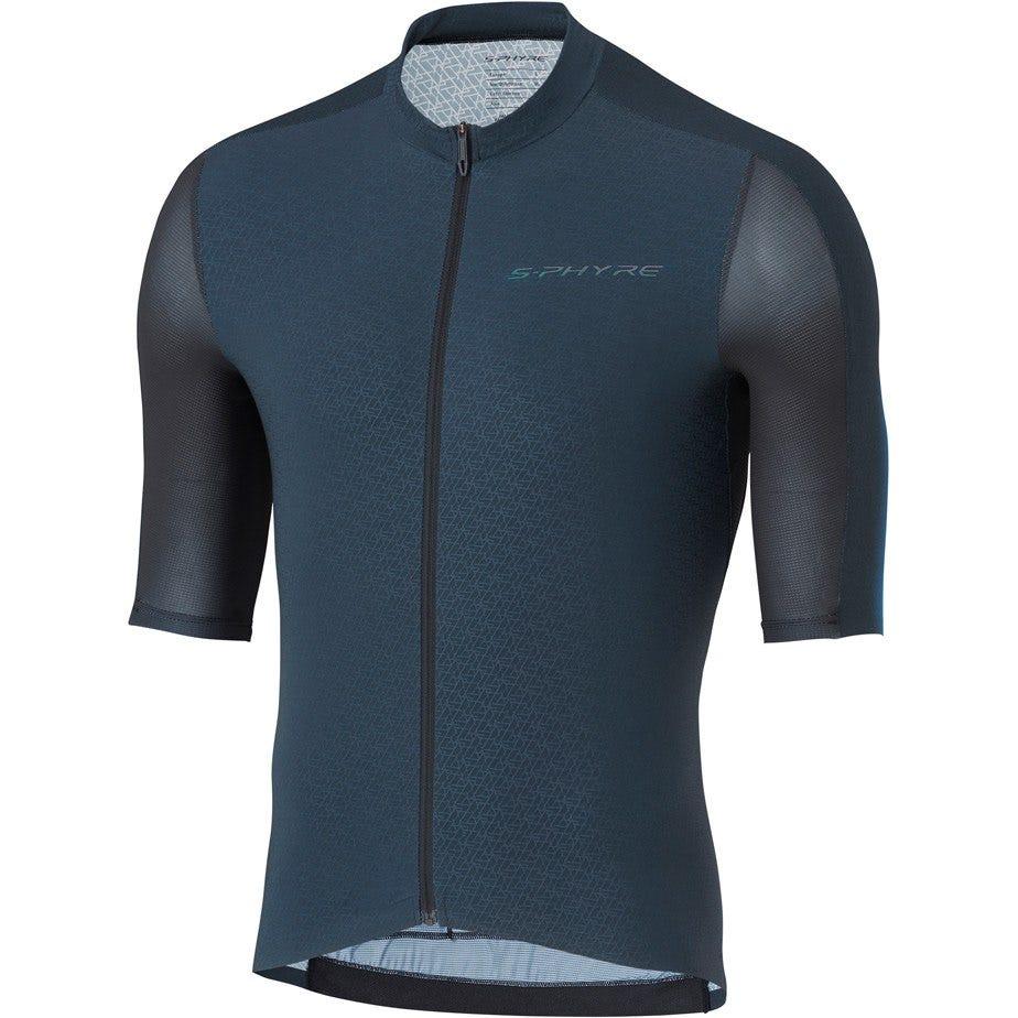 Shimano Clothing Men's, S-PHYRE FLASH Short Sleeve Jersey