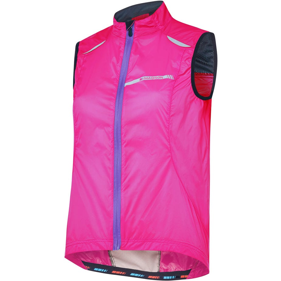 Madison Sportive women's windproof gilet