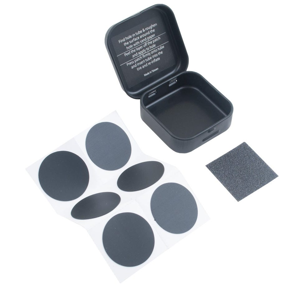 Nutrak Glueless puncture repair kit