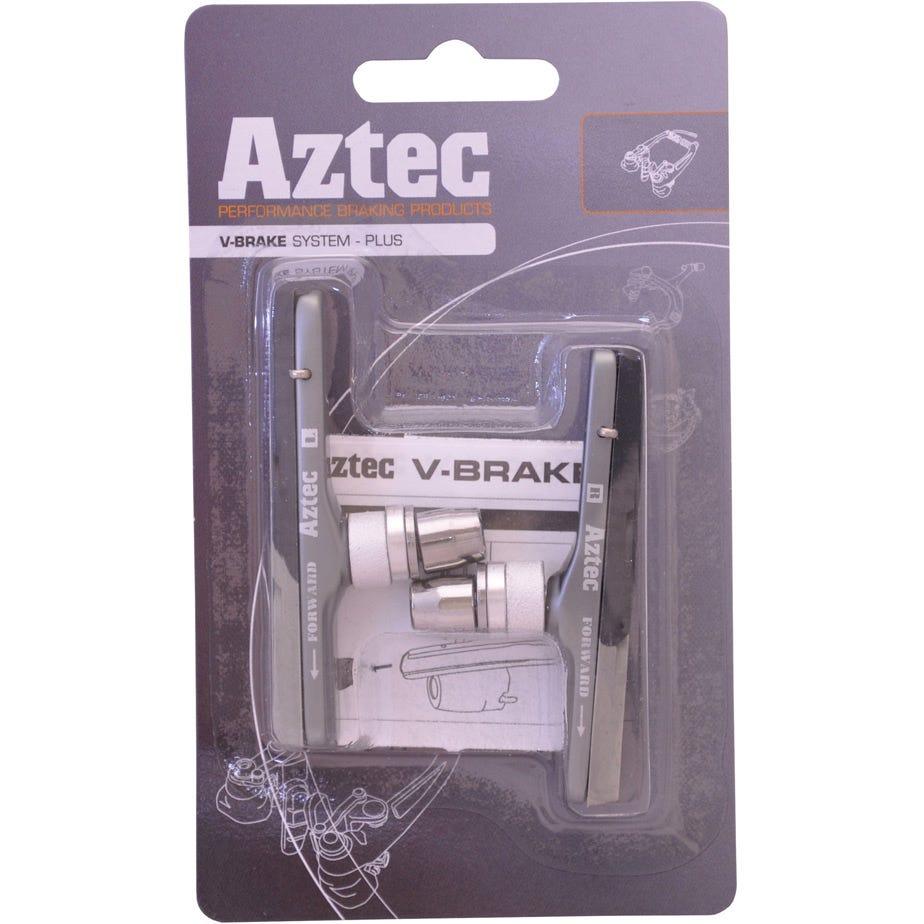 Aztec V-type cartridge system brake blocks Plus