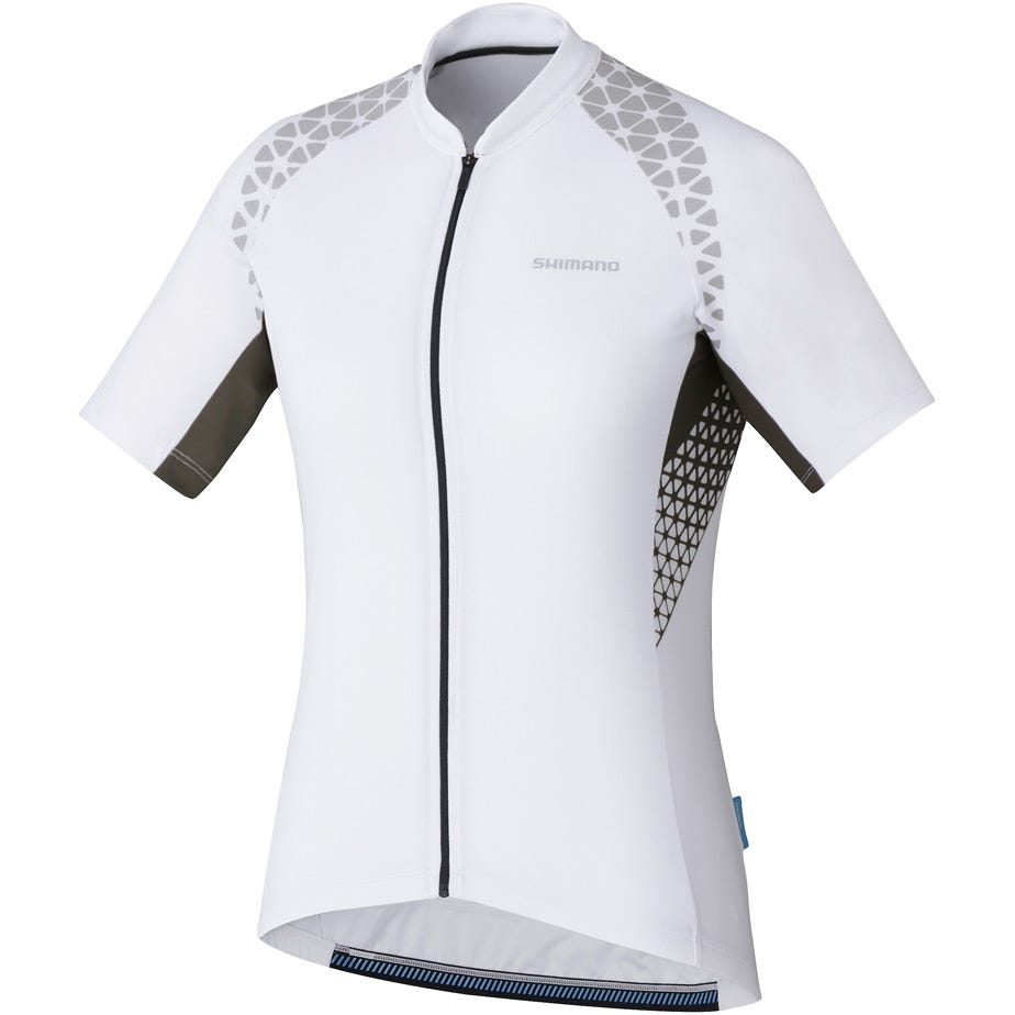 Shimano Clothing Women's Escape Print Short Sleeve Jersey