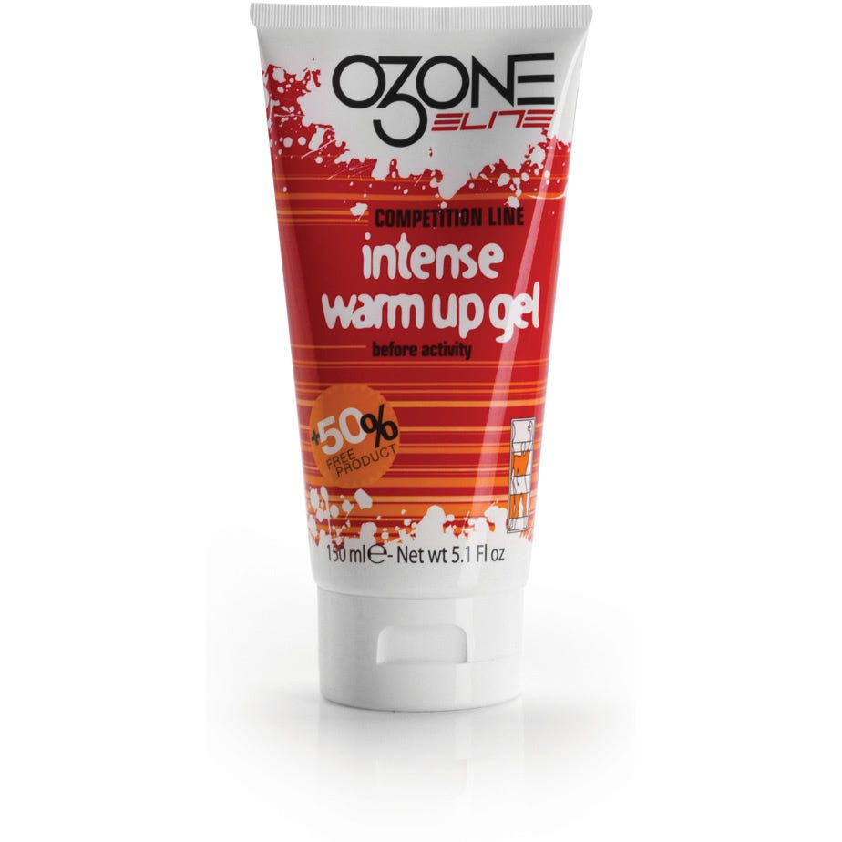 Elite O3one Intense Warm-Up Gel 150 ml tube