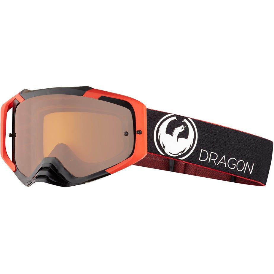 Dragon Goggles MXV MAX Jason Anderson / Silver Ion