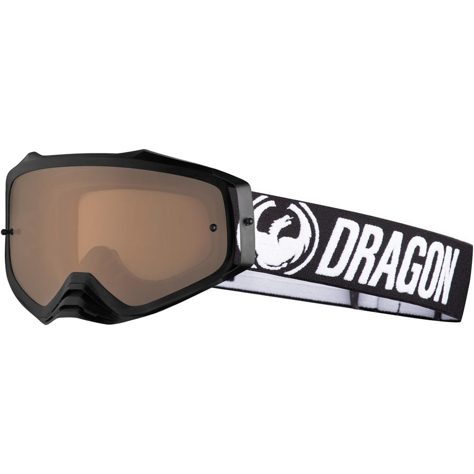 Dragon Goggles MXV PLUS Coal / Silver Ion