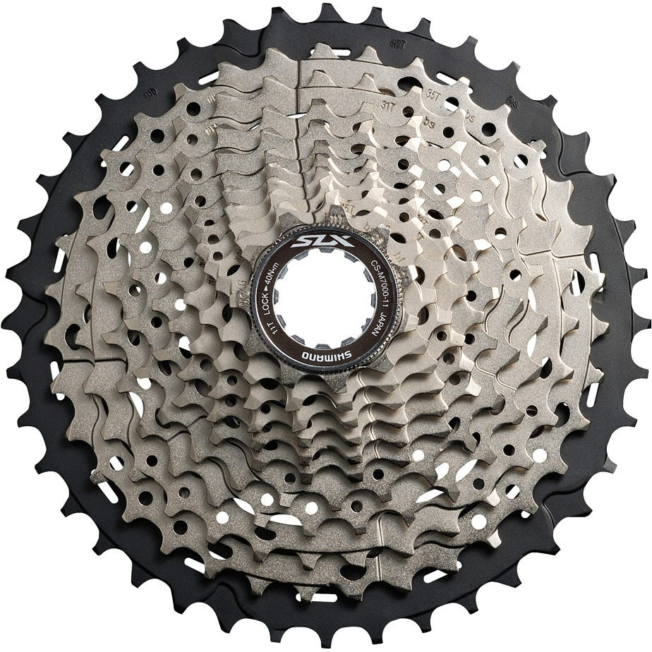Shimano SLX CS-M7000 SLX 11-speed cassette