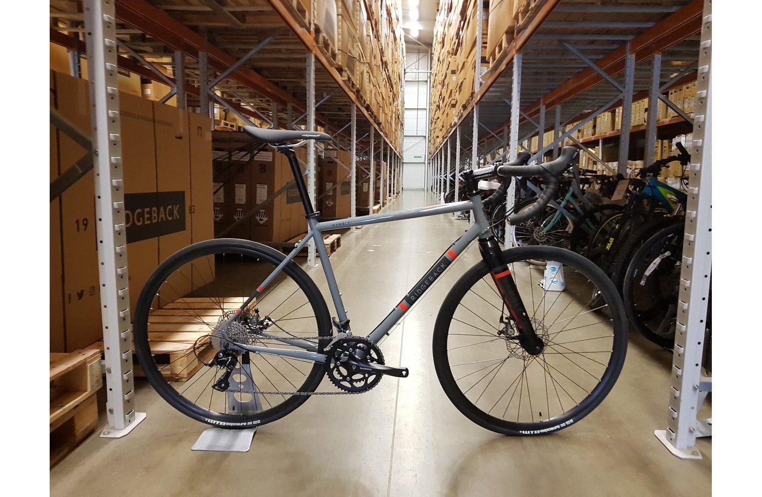 Ridgeback 2019  Ramble 01 56 cm Ex Brand Sample Bike
