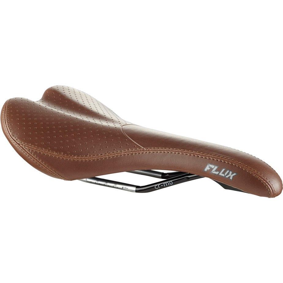 Madison Flux Men's saddle, Cro-mo rails