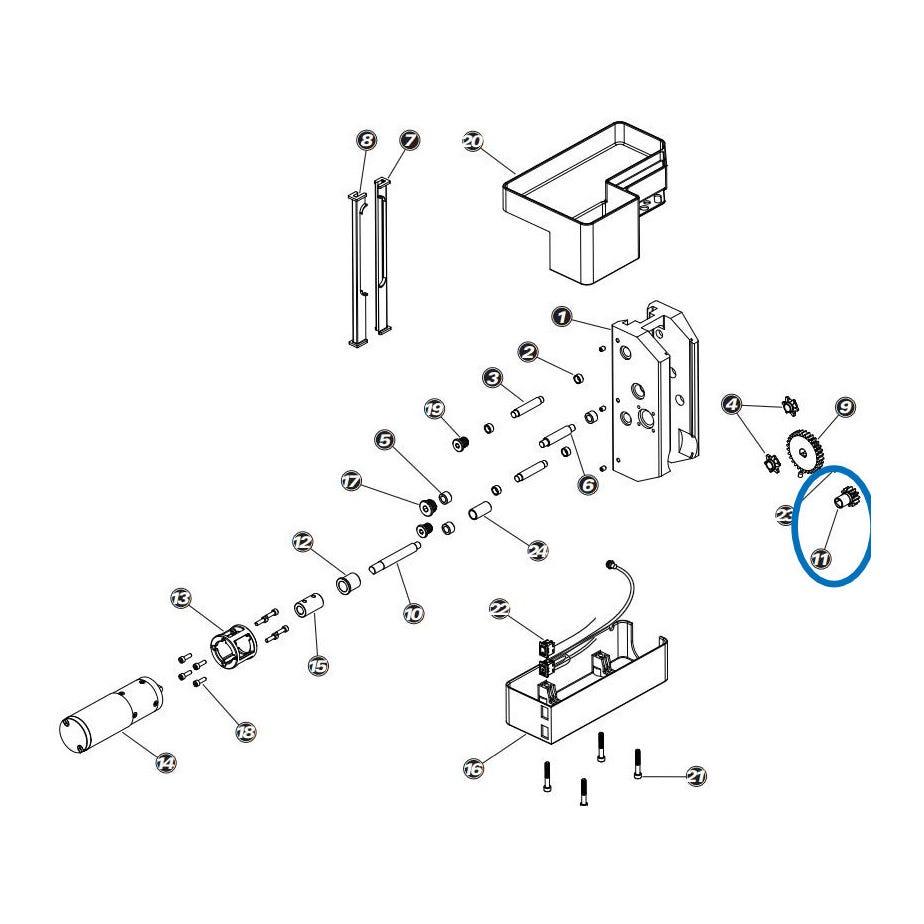 Park Tool Drive Gear - PRS-33