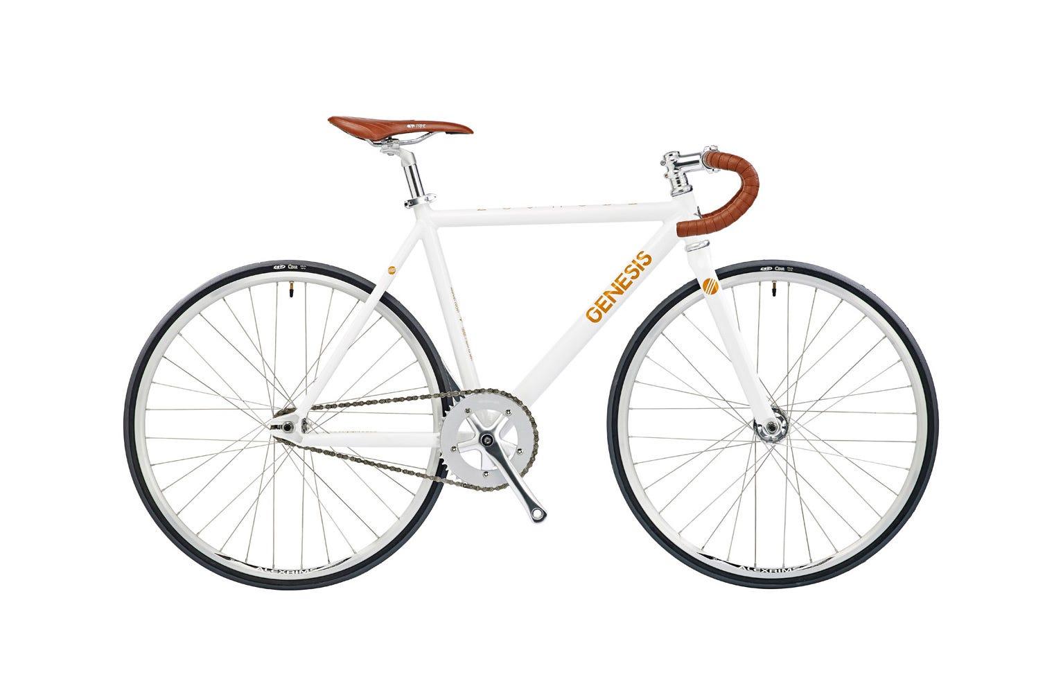 Genesis Madison Track Bike 650c 46 cm Ex Display