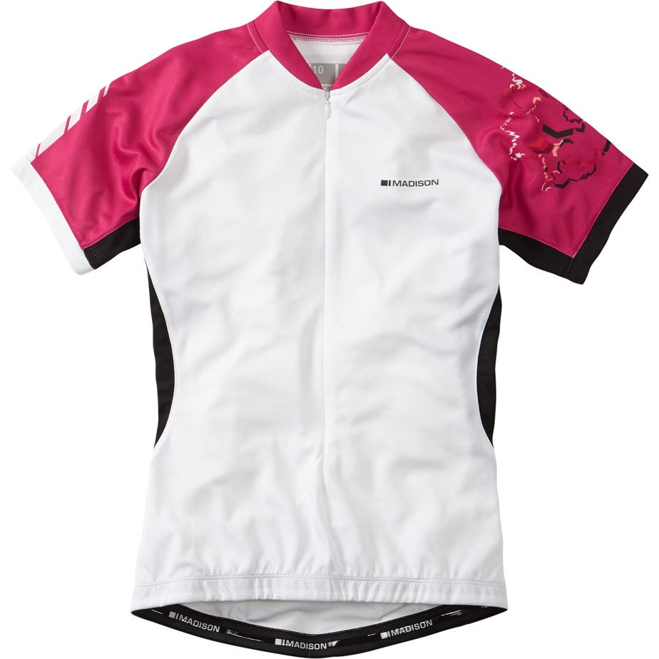 Madison Keirin women's short sleeve jersey