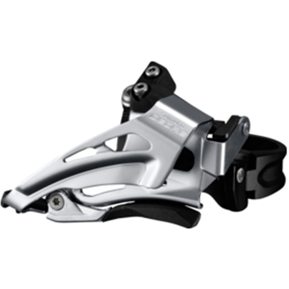 Shimano Deore Deore M618-L double front derailleur, low clamp, top swing, down pull