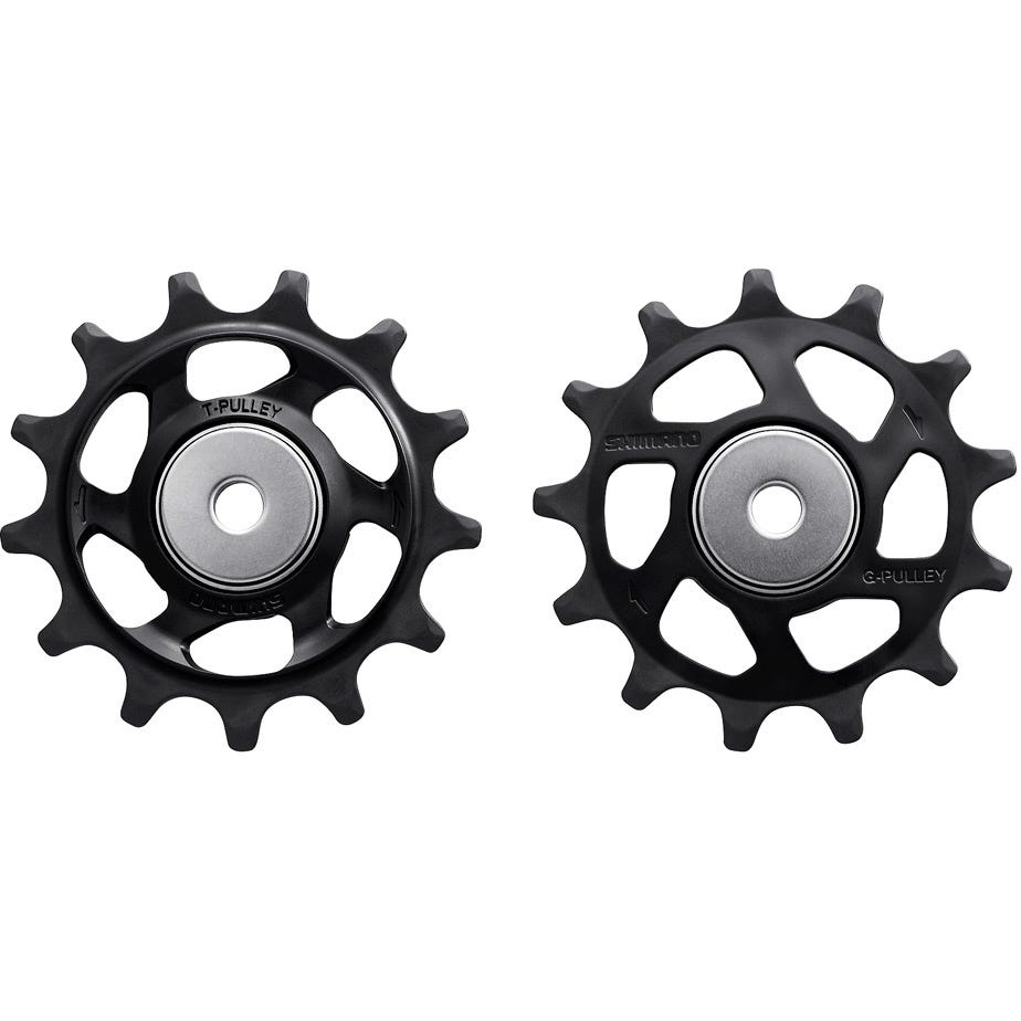 Shimano Spares RD-M9100 tension and guide pulley set