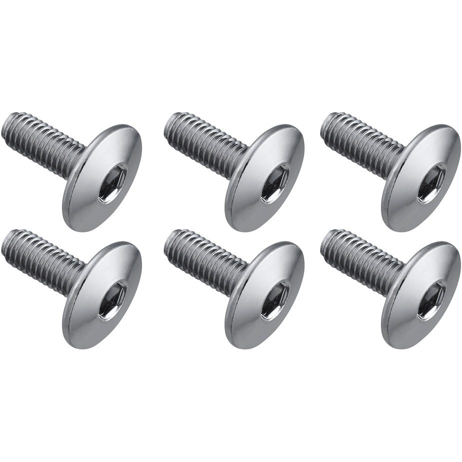 Shimano Spares SPD-SL 13.5 mm cleat bolts x 6